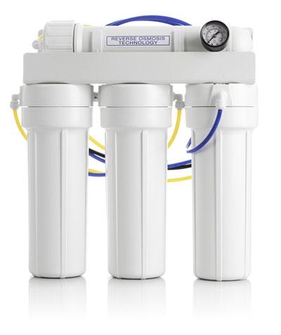depuratore acqua domestico osmosi inversa