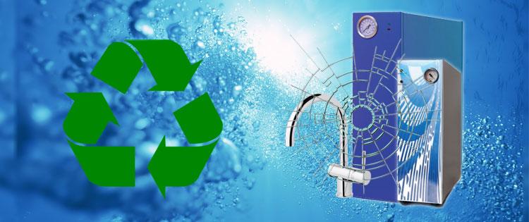 Rottamazione depuratore acqua