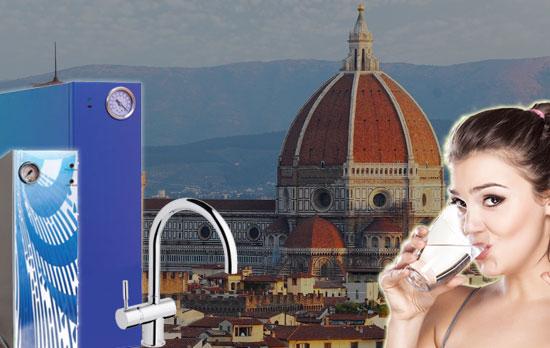 Depuratori acqua domestici Firenze prezzi