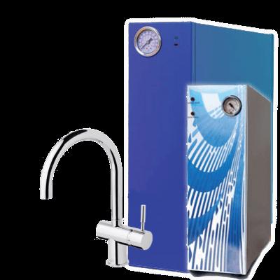 Frigogasatore per ottenere acqua gassata