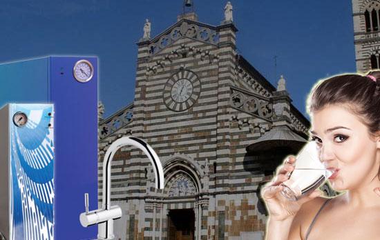Depuratori acqua domestici Prato prezzi