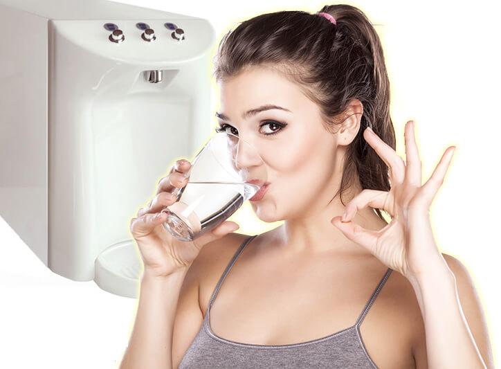 depuratore acqua sopralavello